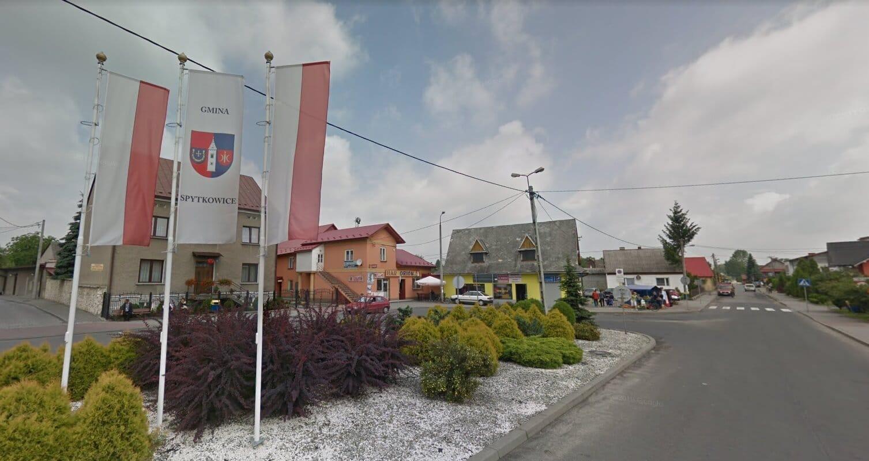 Pomiary jakości powietrza - Gmina Spytkowice
