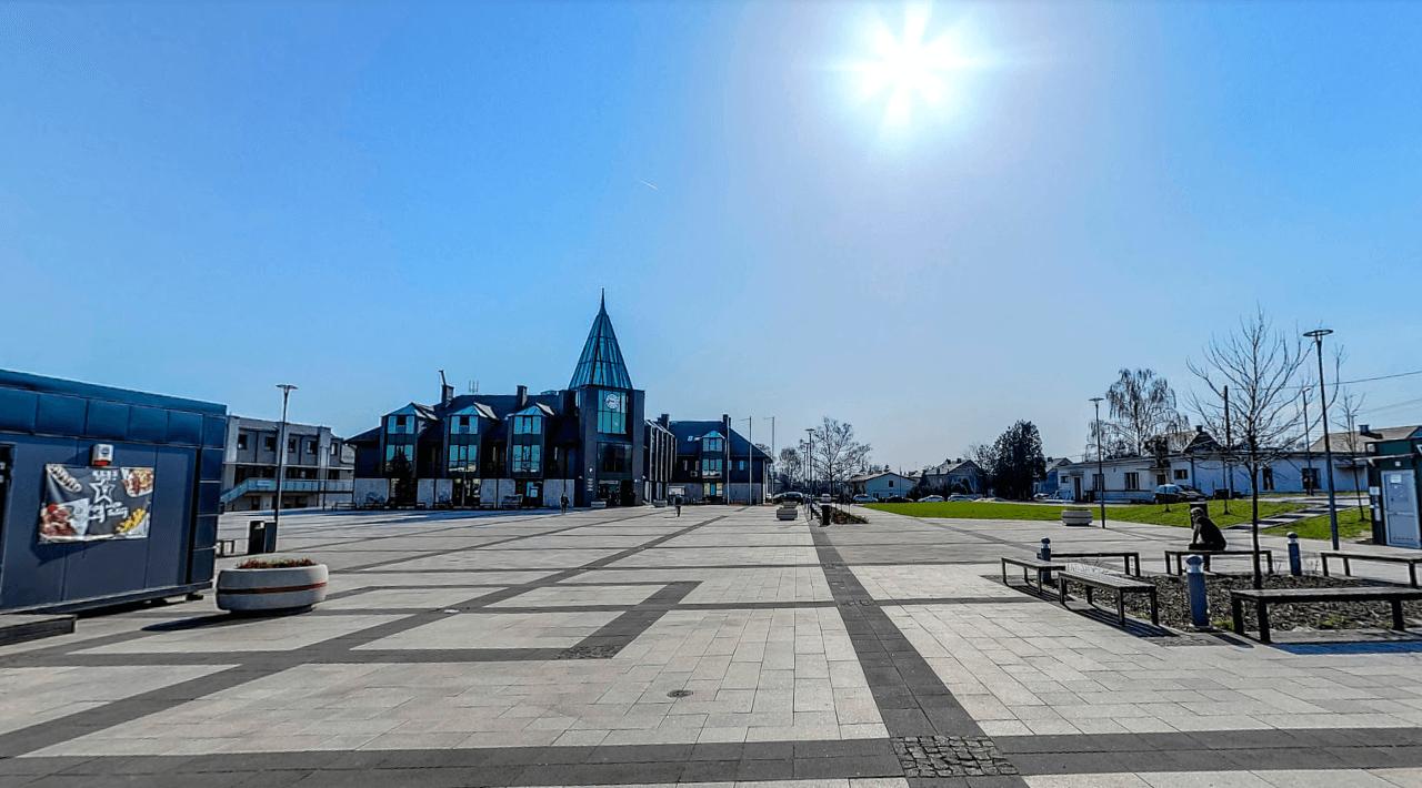 Pomiary jakości powietrza - Zabierzowski Alarm Smogowy