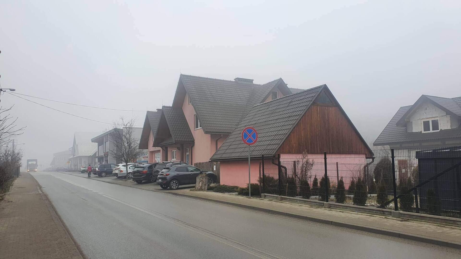 Pomiary jakości powietrza - Klikuszowa - Nowotarski Alarm Smogowy