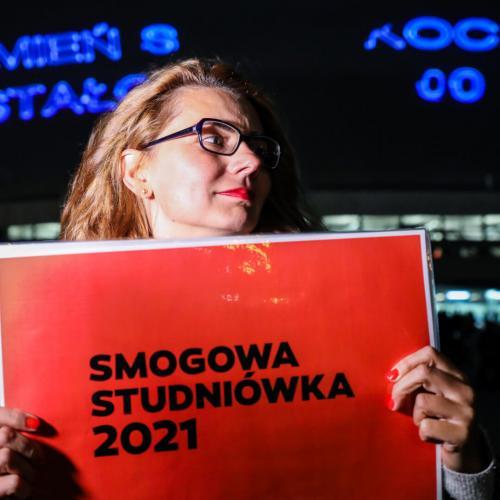 Smogowa studniowka w Katowicach